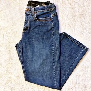 Lee Bootcut Stretch Comfort Waistband Jeans